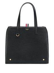 Thom Browne Pebble Leather Soft Tote 60