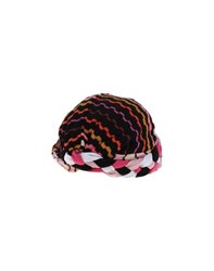 Missoni Mare Accessories Hats Women Black