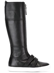 Diesel Black Gold Sinope Boots Black