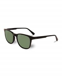 Vuarnet District Square Sunglasses Black