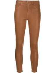 L'agence Cropped Mid Rise Trousers 60
