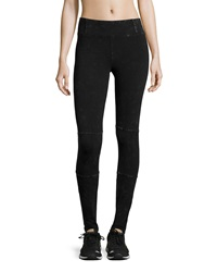Marc Ny Performance Mid Print Legging Pants Black
