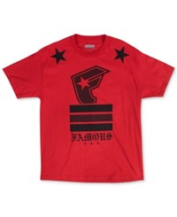 Famous Stars And Straps Famous Stars And Straps Logo Graphic T Shirt
