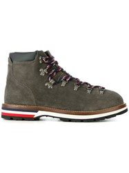 Moncler Hiker Boots Grey