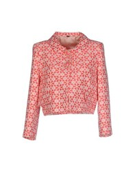 Lunatic Suits And Jackets Blazers Women Coral