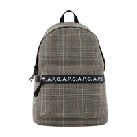 A.P.C. Saville Backpack Beige