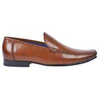 Ted Baker Bly Leather Loafers Tan