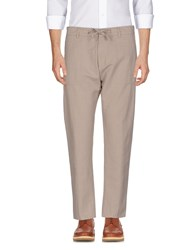 Officina 36 Casual Pants Sand