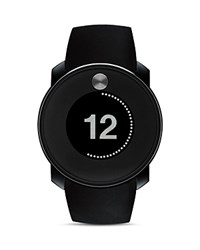 Movado Bold Touch Lcd Digital Display Watch 45.5Mm Black