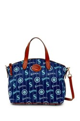 Dooney And Bourke Mariners Small Gabriella Blue