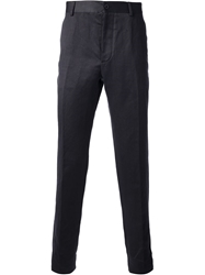 Maison Martin Margiela Fitted Trousers Blue