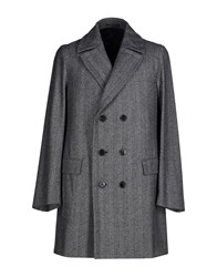 Brooksfield Coats And Jackets Coats Men Black