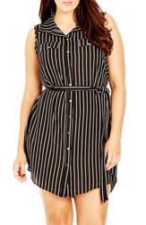 Plus Size Women's City Chic 'Lunch Date' Tunic