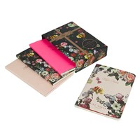 Ted Baker Mini Notebooks Set Of 4