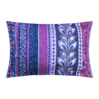 Desigual Boho Jeans Pillowcase 50X80cm