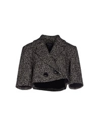 Pedro Del Hierro Suits And Jackets Blazers Women Black