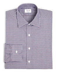 Hamilton Check Classic Fit Dress Shirt 100 Bloomingdale's Exclusive