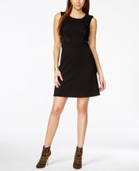 Thalia Sodi Lace Fit And Flare Dress Only At Macy's