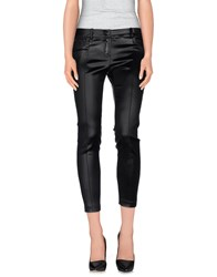 Elisabetta Franchi Trousers Casual Trousers Women Black