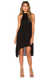 Minkpink Hot Scoop Dress Black