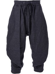Strateas Carlucci Balloon Pants Grey