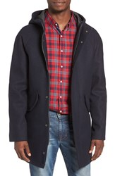 Scotch And Soda Men's Hooded Coat