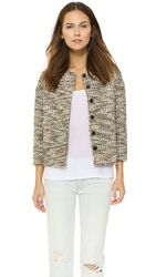 Paul Smith Tweed Jacket Ivory