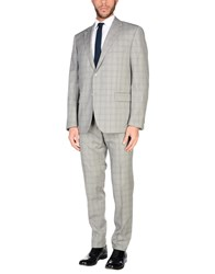 Nino Danieli Suits Light Grey