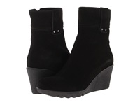 La Canadienne Becket Black Suede Women's Boots