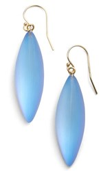 Women's Alexis Bittar 'Lucite Neo Bohemian' Small Sliver Earrings Ice Blue