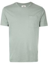Kent And Curwen Chest Pocket T Shirt Green