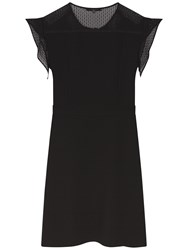 Gerard Darel Richelieu Dress Black