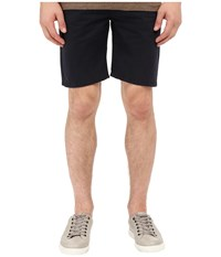 The Kooples Sport Cotton Chino Navy Men's Shorts