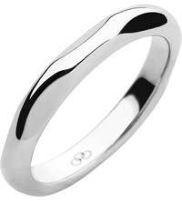 Links Of London 20 20 Sterling Silver Band Ring