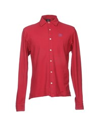Henri Lloyd Shirts Red