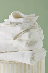Kassatex Pergamon Towel Collection White