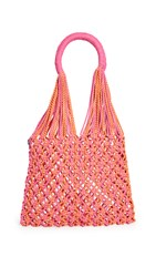 Nannacay Tete Bag Pink Orange