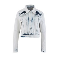 Proenza Schouler Cropped Jacket Bleach Out