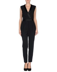 Viktor And Rolf Pant Overalls Black