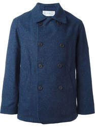 Julien David Classic Peacoat