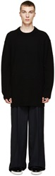Acne Studios Black Cashmere Jan Sweater
