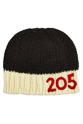 Calvin Klein 205W39nyc Wool Hat Multicolored