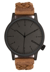 Komono Winston Watch Chestnut Cognac