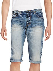 Prps Denim Shorts Light Wash