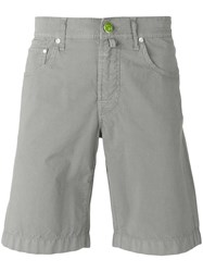 Jacob Cohen Chino Shorts Grey