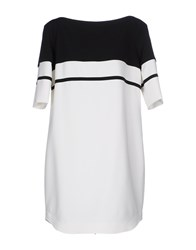 Mangano Dresses Short Dresses Women White