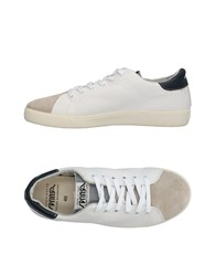 Springa Footwear Low Tops And Sneakers White