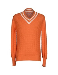 Alain Sweaters Orange