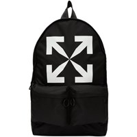 Off White Black Arrow Backpack