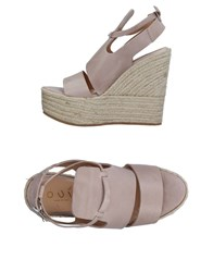 Ouigal Sandals Dove Grey